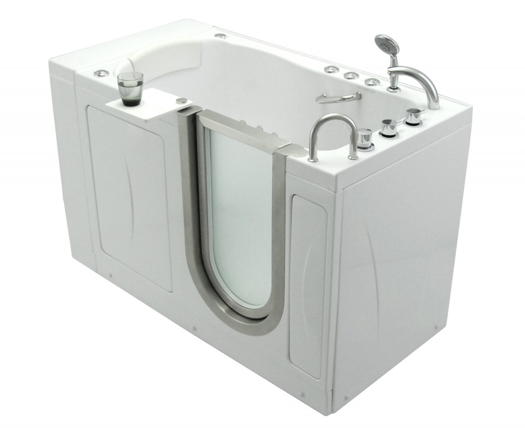 Affordable, Quality Walk-in Bathtubs - Adapted Living ...