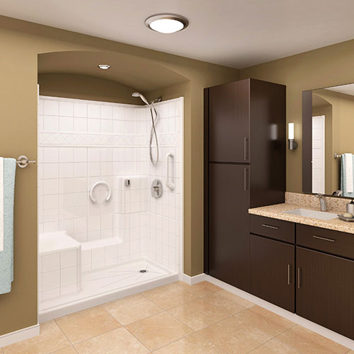 Low Threshold Showers With Seat Quality Walk In Bathtubs