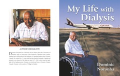 My Life With Dialysis - Cover